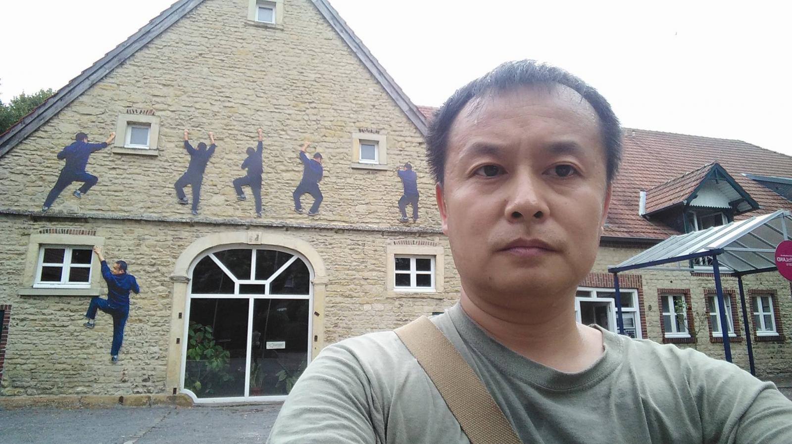 : : sobre os artistas chineses