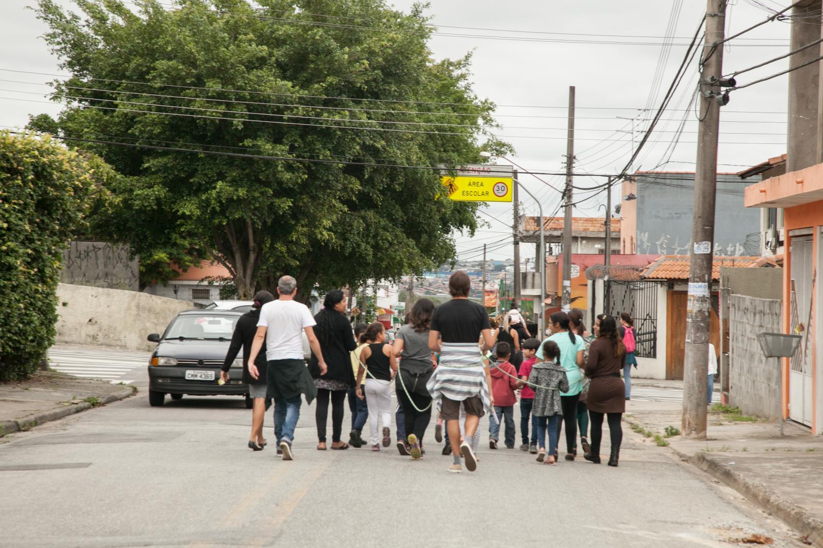 Vivência Família Ação - Itaquaquecetuba